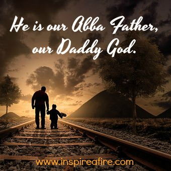 Our God is a Father to the fatherless.