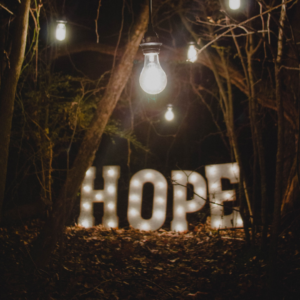 WHY HOPE LIVES CLOSER THAN YOU THINK, Photo by Ron Smith on Unsplash