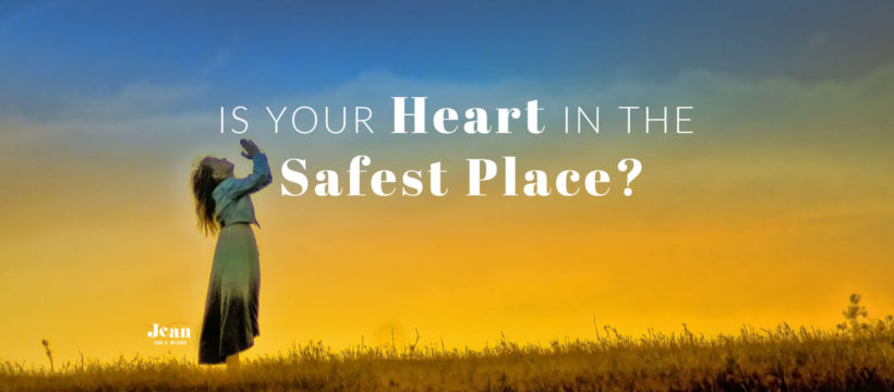 Is your heart unsettled, longing for safety? It took me two planes and an Uber ride, but I discovered the Truths that led me into the safety of God's will and into true joy and rest in Christ. by Jean Wilund