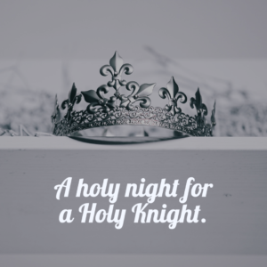 CHRISTMAS BABY: A HOLY NIGHT FOR A HOLY KNIGHT, Photo by Pro Church Media on Unsplash