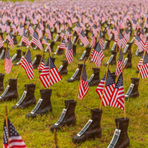 3 Letters to Honor our Fallen Heroes, Photo by Matthew Huang on Unsplash