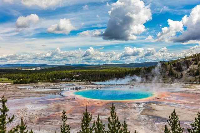 Our National Treasures--Yellowstone
